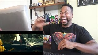 BAD BOYS FOR LIFE - Official Trailer - Reaction