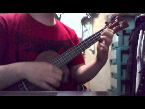 Geeks - Officially missing you (ukulele cover)