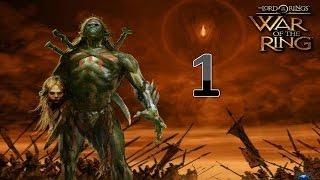 LOTR: War of the Ring - Устье Реки Энтов #1