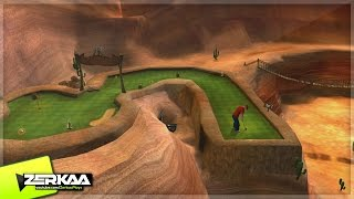 WILD WILD WEST | 3D Ultra Minigolf (with The Sidemen)
