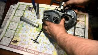 Pripressovki so'ng crankshaft hizalama qator Motor D
