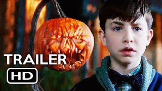 The House with a Clock in Its Walls Official Trailer #1 (2018) Jack Black Fantasy Movie HD