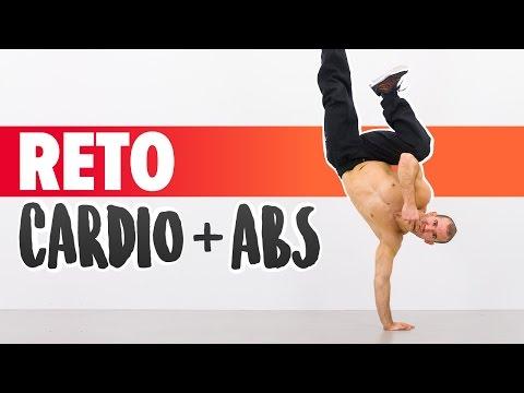 RETO CARDIO + ABDOMINALES: elimina la grasa abdominal | Belly Fat Destroyer