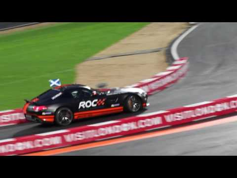 Race Of Champions - 2015 - Race - Susie Wolff's last EVER race!