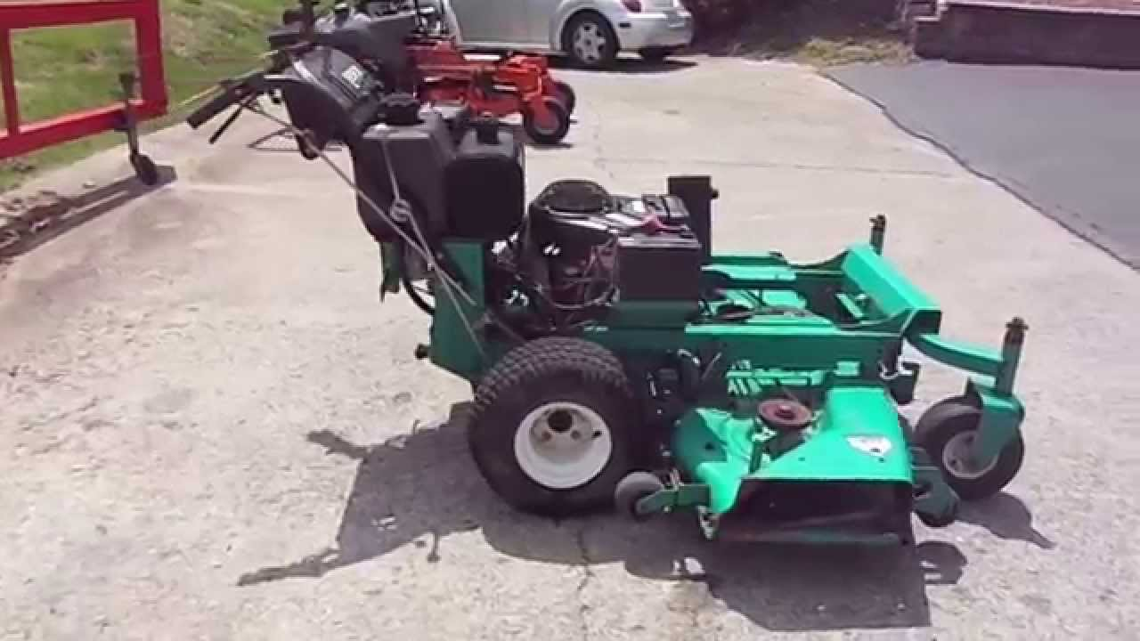 60 Lesco Walk Behind Lawn Mower With