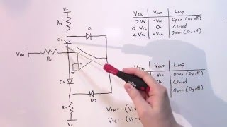 Building a Window Comparator With a Single Op-Amp