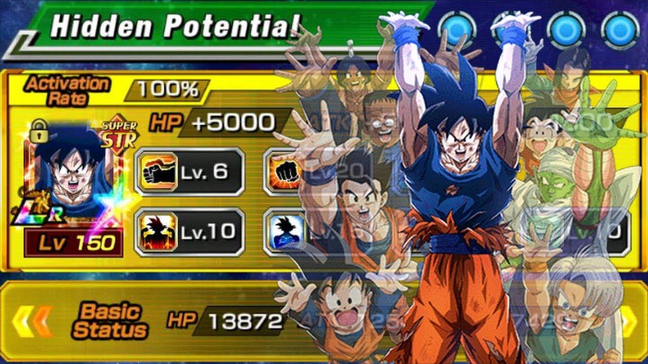 8 5mil No Crit Rainbow Lr Spirit Bomb Goku Global Showcase Dbz Dokkan Battle Youtube