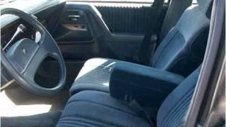 1991 Buick Century Used Cars Marietta GA