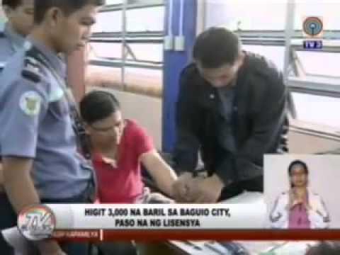TV Patrol Northern Luzon   November 10, 2014