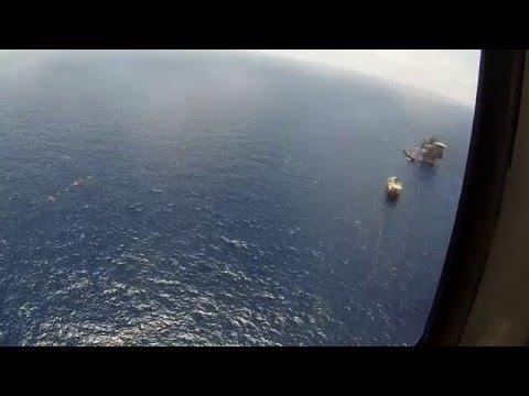 Offshore Crew Change GoPro