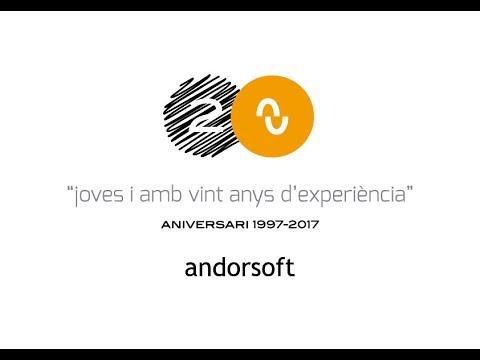 andorsoft-20-anys-!!
