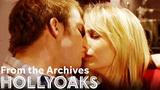 Trying to Have a Secret Relationship | Hollyoaks from the Archives