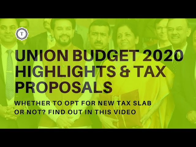 Budget 2020   Truth Behind Basic Exemption of Rs 5 Lakh   Find Out Whether to Opt or Not?  Taxpundit