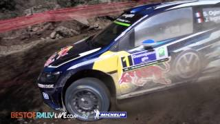 Vid�o Shakedown - 2015 WRC Rally Mexico par Best-of-RallyLive (277 vues)