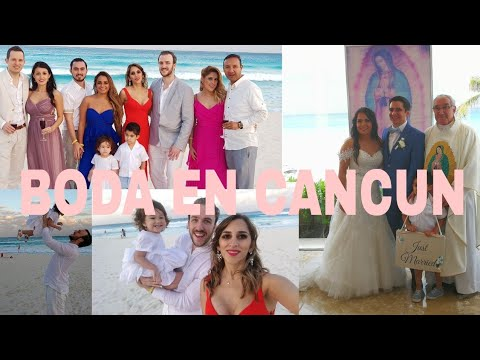 e122357d3f259e BODA IVAN Y YELI EN CANCUN 2017   WEDDING HIGHLIGHTS