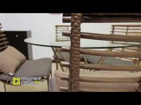 MURILLO FURNITURE, CEBU ON PHILIPPINE REALTY TV SHOW EPISODE 11