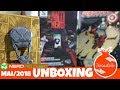 Nerd ao Cubo - Maio 2018 - Anti Herói - Unboxing - Box Tema 37