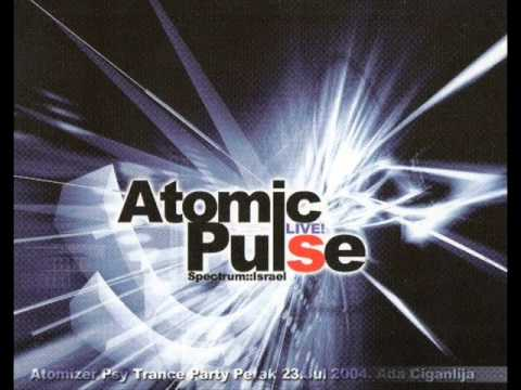 Atomic Pulse DJ Set at Venus Radio Belgrade (2004)