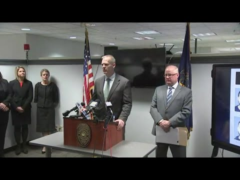Berks County District Attorney Announces Arrests In Operation Shattered