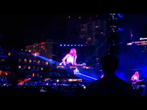 Taylor Swift Fearless Live 1989 Tour Petco Park