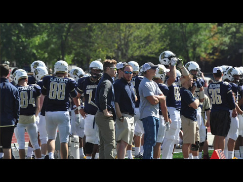 Trinity College Football Offseason Training 2017
