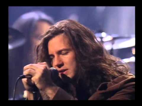 Pearl Jam - Black (Unplugged)
