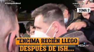 🚨 Tremenda RAJADA de MESSI | 'EXPLOTA' al llegar a Barcelona