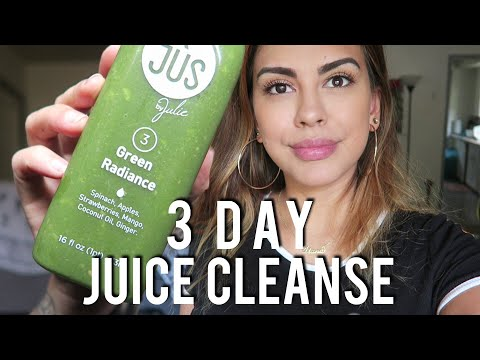 How to DETOX Your Body! - 3 Day Juice Cleanse | ZombieLife
