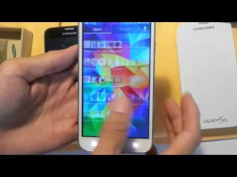 Perfect 1 1 Samsung galaxy S5 MTK6582 Quad core 4GB 16GB ROM Heart sensor Air gesture Eye control