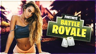KID GETS DIRTY WITH GAMER GIRL IN FORTNITE! (Girl Voice Trolling)
