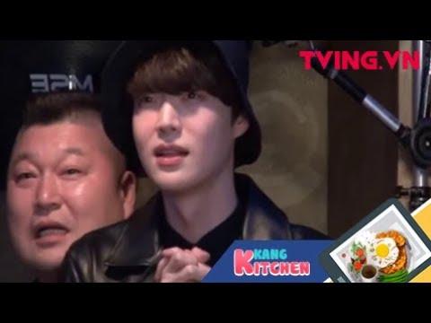 (Vietsub) KANG KITCHEN | Màn karaoke siêu lầy của Ji Won, Se Geun và Jae Hyun