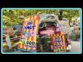 Mobil Xenia Buat Jualan Donat Xenia Car For Selling Donuts  Mp3 - Mp4 Download
