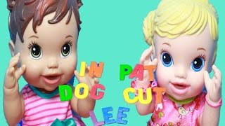 Baby Alive Learn To Spell For Toddlers Kids Surprsie Egg 3 Letter Words Baby Alive Video