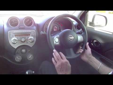 2012 Nissan Micra K13 ST Hatchback 5dr Auto 4sp 1.2i Review - B4643 ...