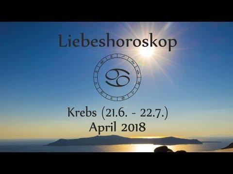 Horoskop Sternzeichen Krebs: Liebe und Leben im April 2018