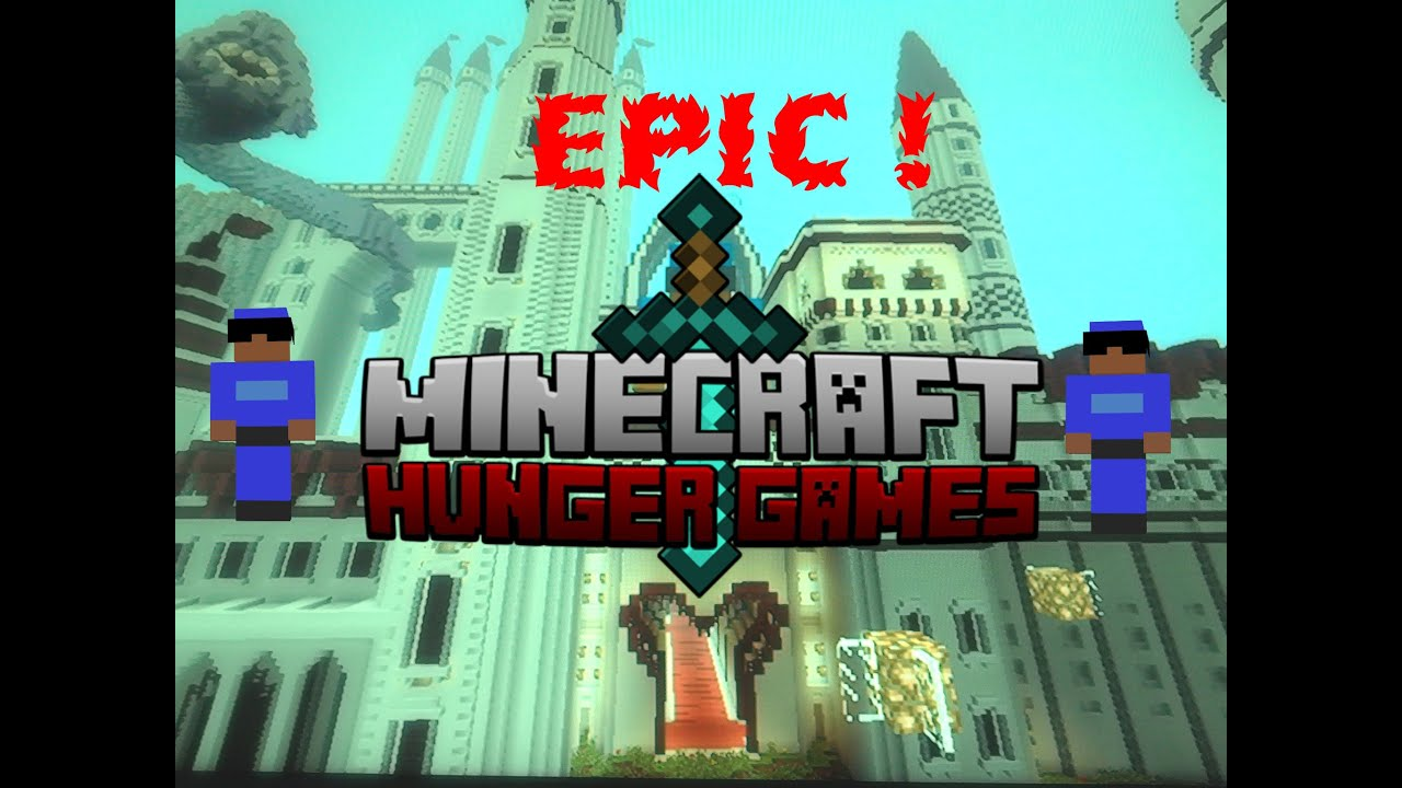 how to make hunger games in minecraft ps3