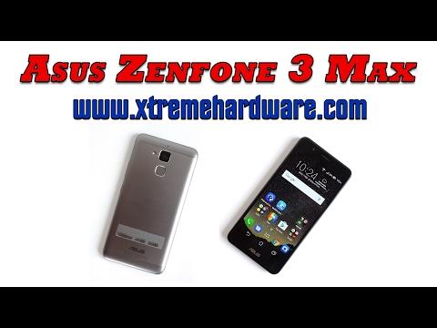 [Recensione] ASUS Zenfone 3 Max
