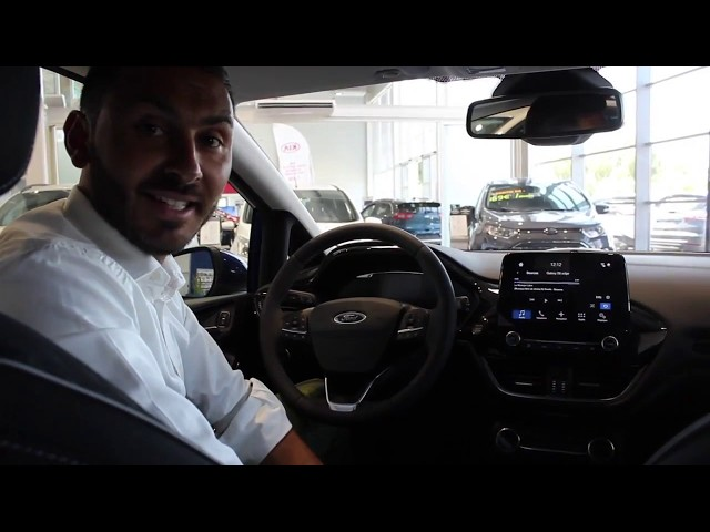 Le systeme Bang & Olufsen sur la nouvelle Fiesta 2017   Les tutos de Berbiguier
