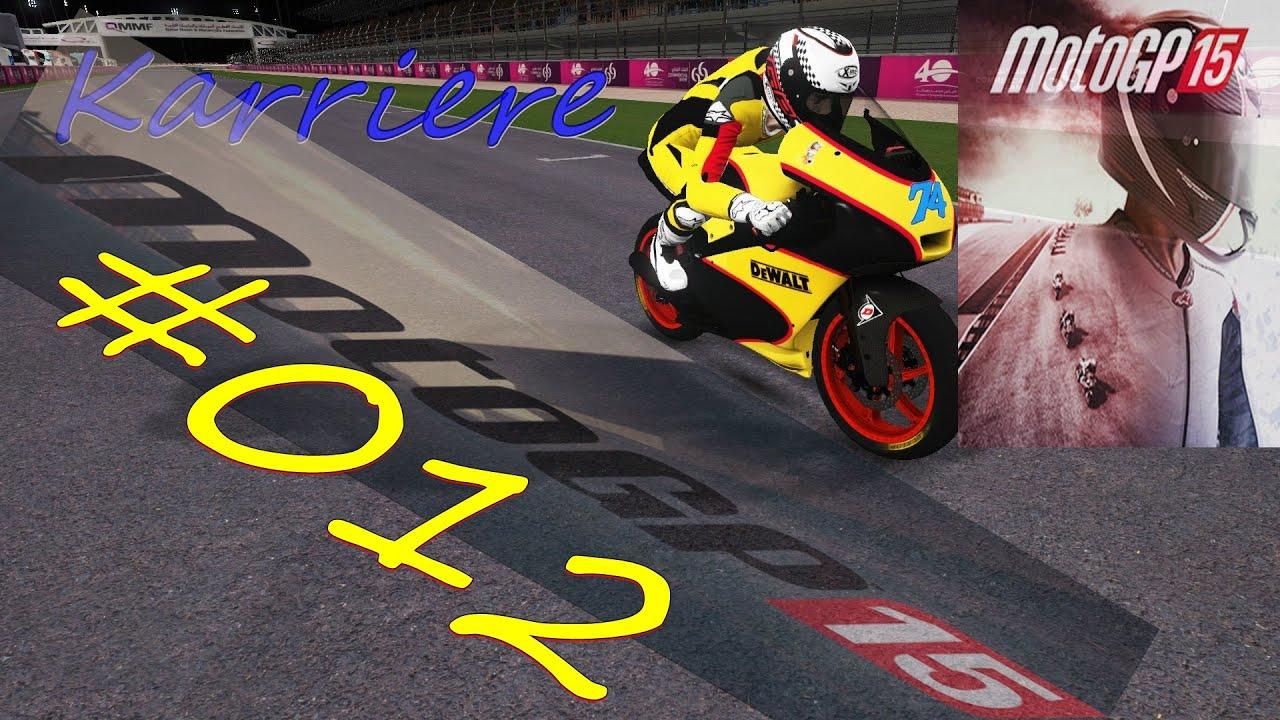 Let's Play MotoGP 15 Karriere|#012|(German HD) - YouTube