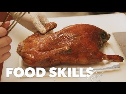 How Peking Duck Is Made | Food Skills