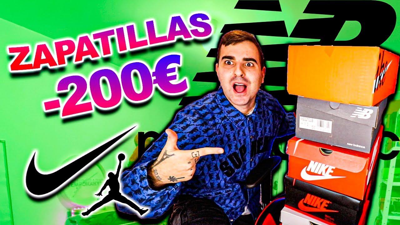 ZAPATILLAS PARA PEDIR POR NAVIDAD (-200€)