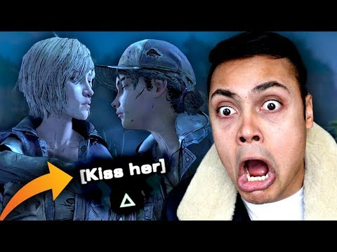 I PICKED THE WRONG CHOICE 😳 (The Walking Dead The Final Season)