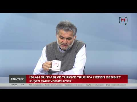 Why are the Muslim world and Turkey silent towards Trump?
