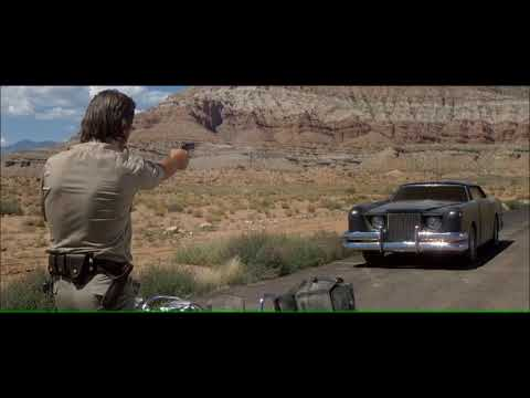 THE CAR 1977 JAMES BROLIN VS THE CAR