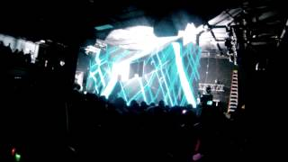 Excision Live Portland Oregon Roseland Theater 2013 Pt 2/2 Good audio!!!