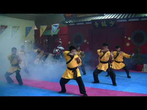 9th Anniversary and Year End Celebration 2016 - Shaolin Temple Cultural Center USA