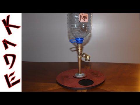 DIY Steampunk Style Water Dispenser