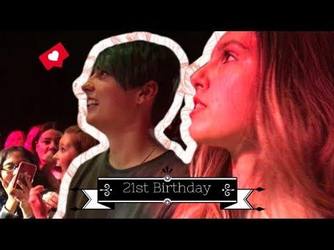 21st Birthday W/ Colby Brock | VLOG