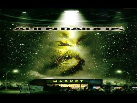 Alien Raiders Español  Película completa