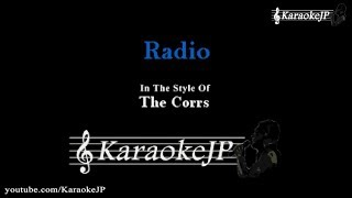 Download lagu Radio (Karaoke) - The Corrs